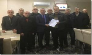 İYİ Parti Saraydüzü İlçe Başkanı Şakir Erşahin Oldu