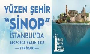 Yüzen şehir Sinop, 4'üncü kez İstanbul'a geliyor!