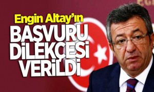 Engin Altay, CHP'nin Meclis başkanı adayı