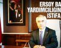 Bakan Yardımcısı Mehmet Ersoy Milletvekilliği İçin İstifa Etti