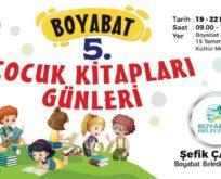 Boyabat 5.Çocuk Kitapları Günleri