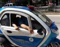 Boyabat'ın Motosikletli Zabıtaları görevde