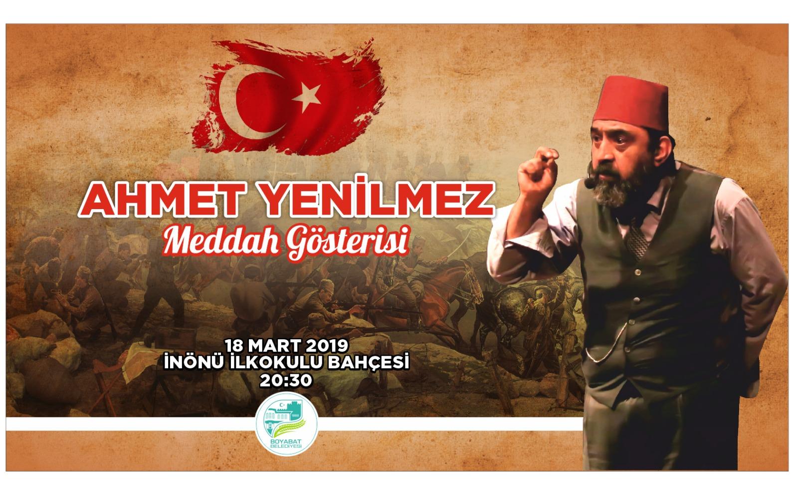 """""""Kınalı Kuzular"""" tiyatrosu Çanakkale Platosunda"""