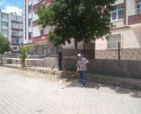 Boyabat Belediyesi'nden temizlik seferberliği