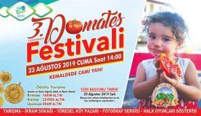 3. Geleneksel Domates Festivali