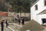 Ayancık Eski Cezaevi Restorasyan ve Tadilat Çalışmaları Tam Gaz