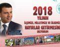 Başkan Çakıcı'dan yeni yıl kutlama mesajı