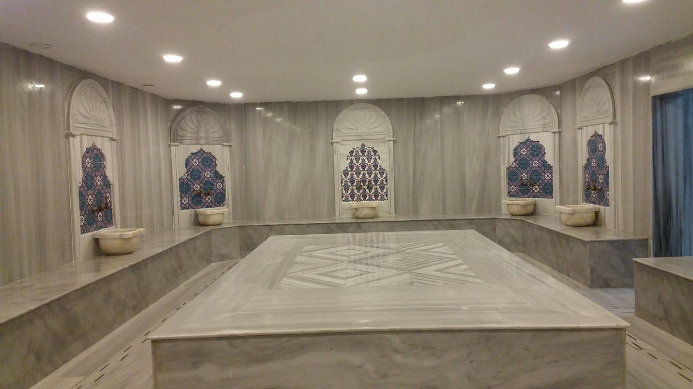 Boyabat'ta Osmanlı Hamam Projesi hayat buluyor