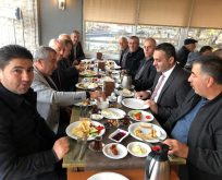 CHP'li Barış Karadeniz Muhtarlarla Buluştu