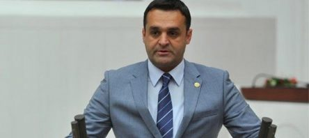 Chp'li Karadeniz yeniden Meclis Divan Üyesi