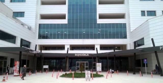 Boyabat Devlet Hastanesi'nden örnek uygulama