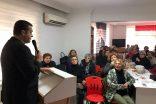Chp Sinop Kadın Kollarında Görev Değişimi