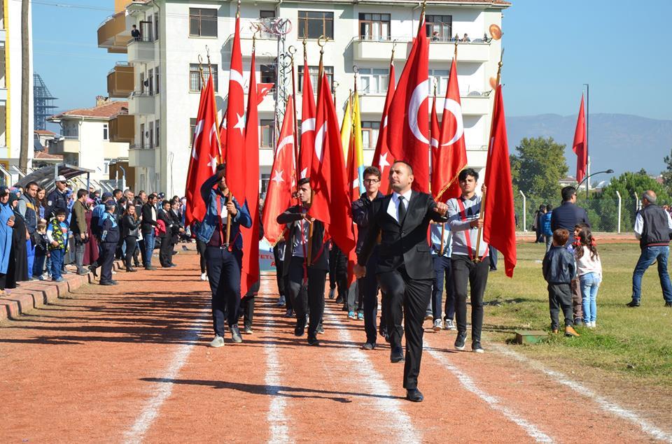 Cumhuriyet Bayramı Töreni