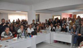 Barış Ayhan Sinop Belediye Başkanlığı İçin Aday Adayı