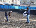 Meydan Projesinde hummalı çalışma