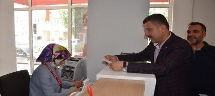 Boyabat'tan Cumhurbaşkanı Erdoğan'a tam destek