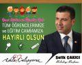 Başkan Çakıcı'dan yeni eğitim-öğretim yılı mesajı
