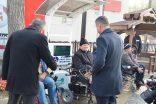 Engelsiz Şarj İstasyonu Hizmete Açıldı