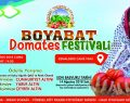 Domates Festivali başvuruları devam ediyor