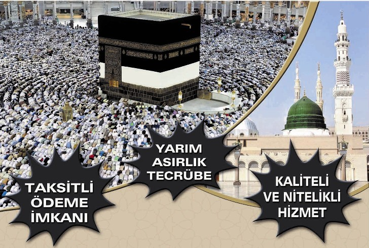 Boyabat Din Görevlileri Rehberliğinde Umre Turları