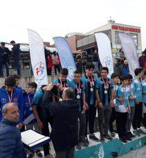 Mehmet Akif Ersoy Anadolu Lisesi Bölge Birincisi Oldu