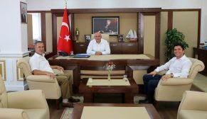 Siyad'tan Vali İpek'e Ziyaret