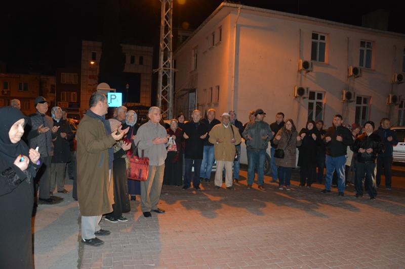 Sinop'lu Umrecilerin Kutsal Topraklara  Yolculukları Başladı