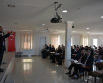 """Sinop'ta """"Etkili Din Görevlisi Eğitim Semineri"""" Yapıldı"""