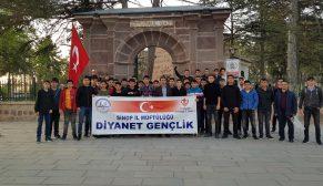 Sinop İl Müftülüğü'nden Çanakkale Çıkarması
