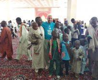 TDV Kurban Organizasyonunda Görevli Olarak Nijer'e Gitti