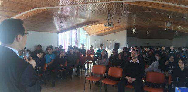 Sinop İl Müftüsü Öğrenciler İle Buluştu