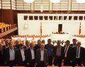 Sinoplu Muhtarlar Meclis'te Karadeniz'i Ziyaret Etti