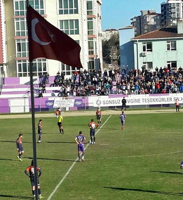 Sinop Spor Atakum Belediye Sporla Evinde Puanlar Paylaştı