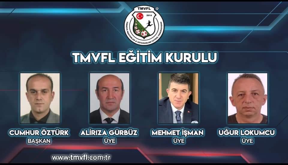 TMVFL FUTBOL LİGİ TESCİL EDİLDİ