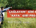 """""""Çağlayan"""" Gibi Beyin, """"Kaya"""" Gibi Projesi"""