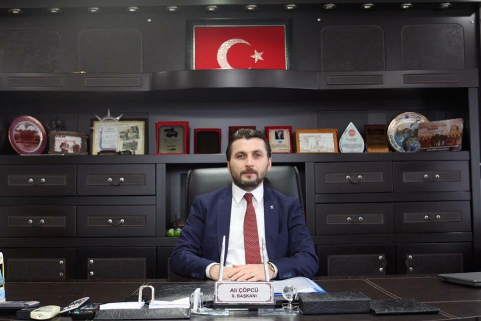 AK Partinin Sinop Belediye Başkan Adayı Belli Oldu