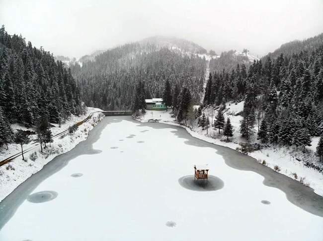 Akgöl Buz Tuttu