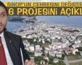 Sinop'un Çehresi Değişecek