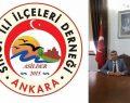 Asilder Genel Başkanından Sinop Basınına Teşekkür Mesajı