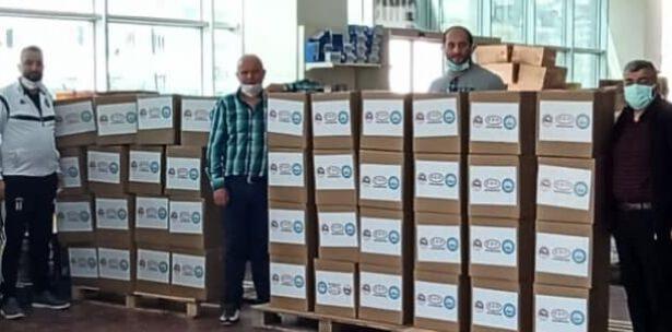 Asilder'den Ramazan Yardımları devam ediyor