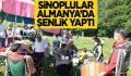 Avrupalı Sinoplular, Hıdırellezi kutladı