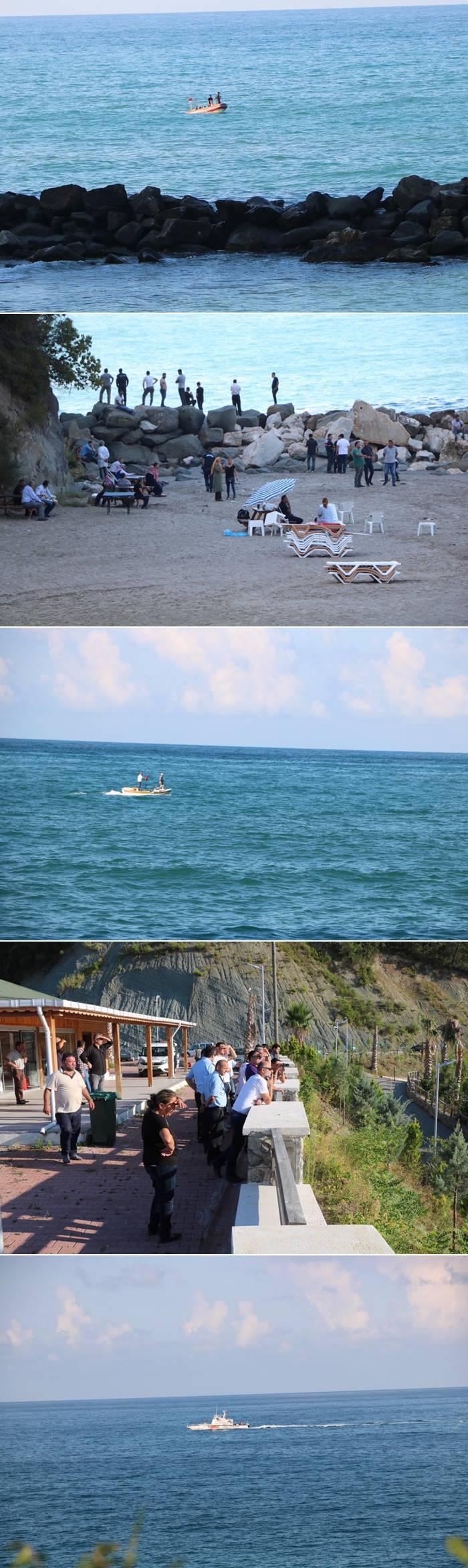 Kastamonu'dan Ayancık'a gezmeye gelen 3 kişi, Ünlüce köyü Çamurca Plajı'nda denize girdi. Bir süre denizde kalan 3 kişi boğulma tehlikesi geçirdi.