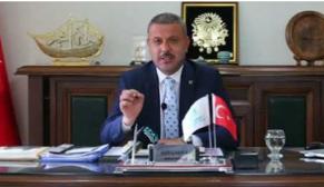 Koronavirüsü Yenen Boyabat Belediye Başkanı Görevine Başladı (Video)