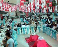 MHP seçim startını Durağan'dan verdi
