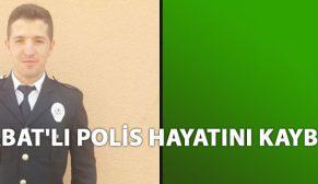 BOYABAT'LI POLİS HAYATINI KAYBETTİ