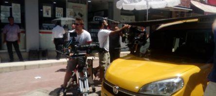 Boyabat'ta Sinema Filmi Çekimlerine Başlandı