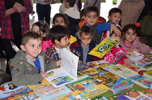 Boyabat'ta Çocuk Kitapları Günleri Açıldı