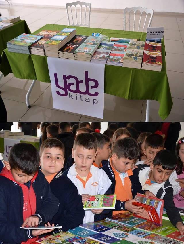 Boyabat ilçesinde Boyabat Belediyesi tarafından düzenlenen 3. Çocuk Kitapları Günleri açıldı.