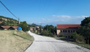Köy Yolları Tamamlanıyor