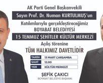 Sinop'a Geliyor